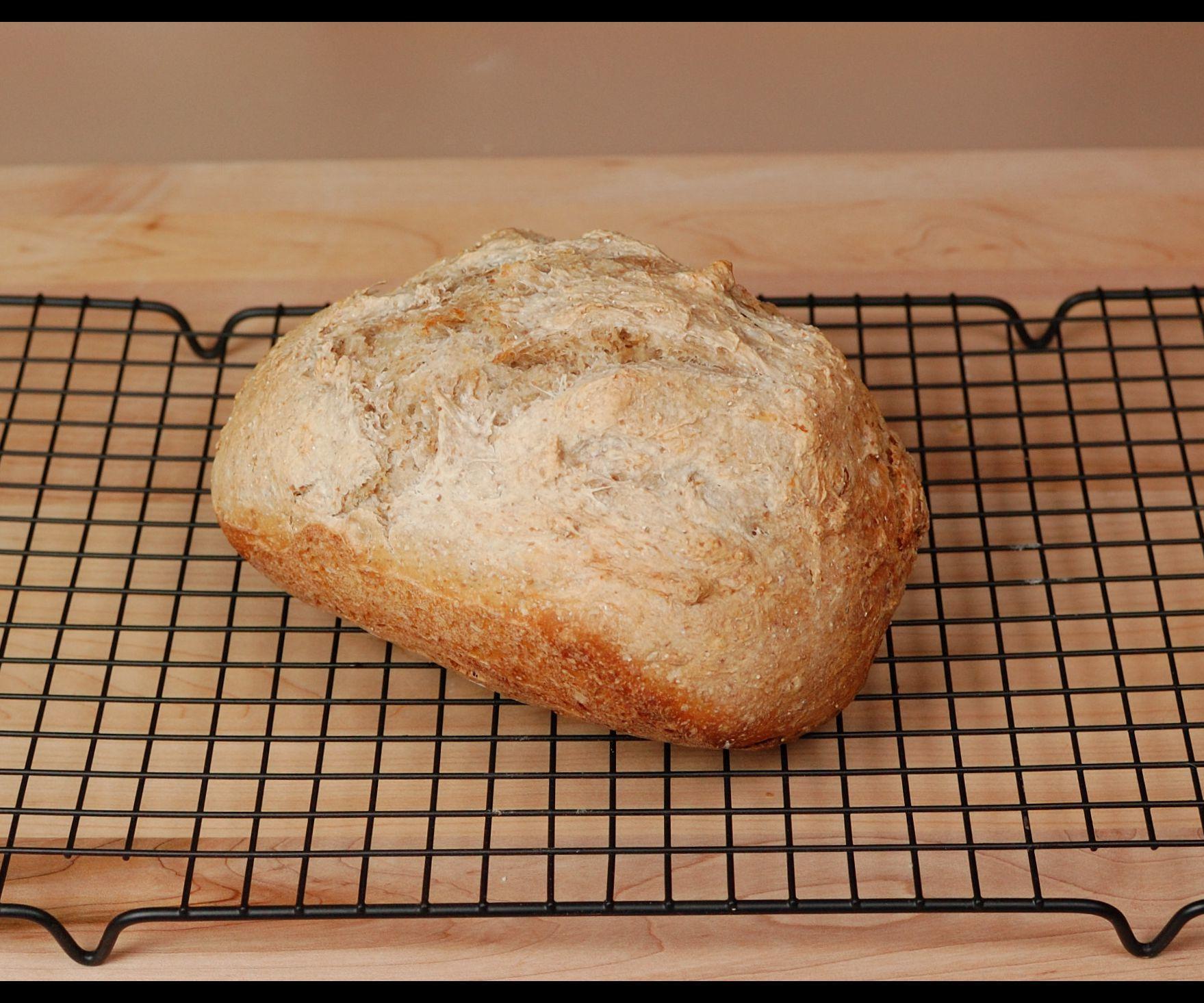 Artisan Peasant Bread Made Easy