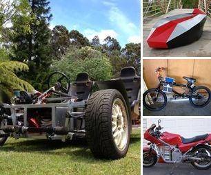 EV - Car and Bike