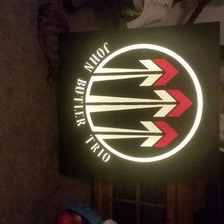 Backlit LED Lightbox Sign