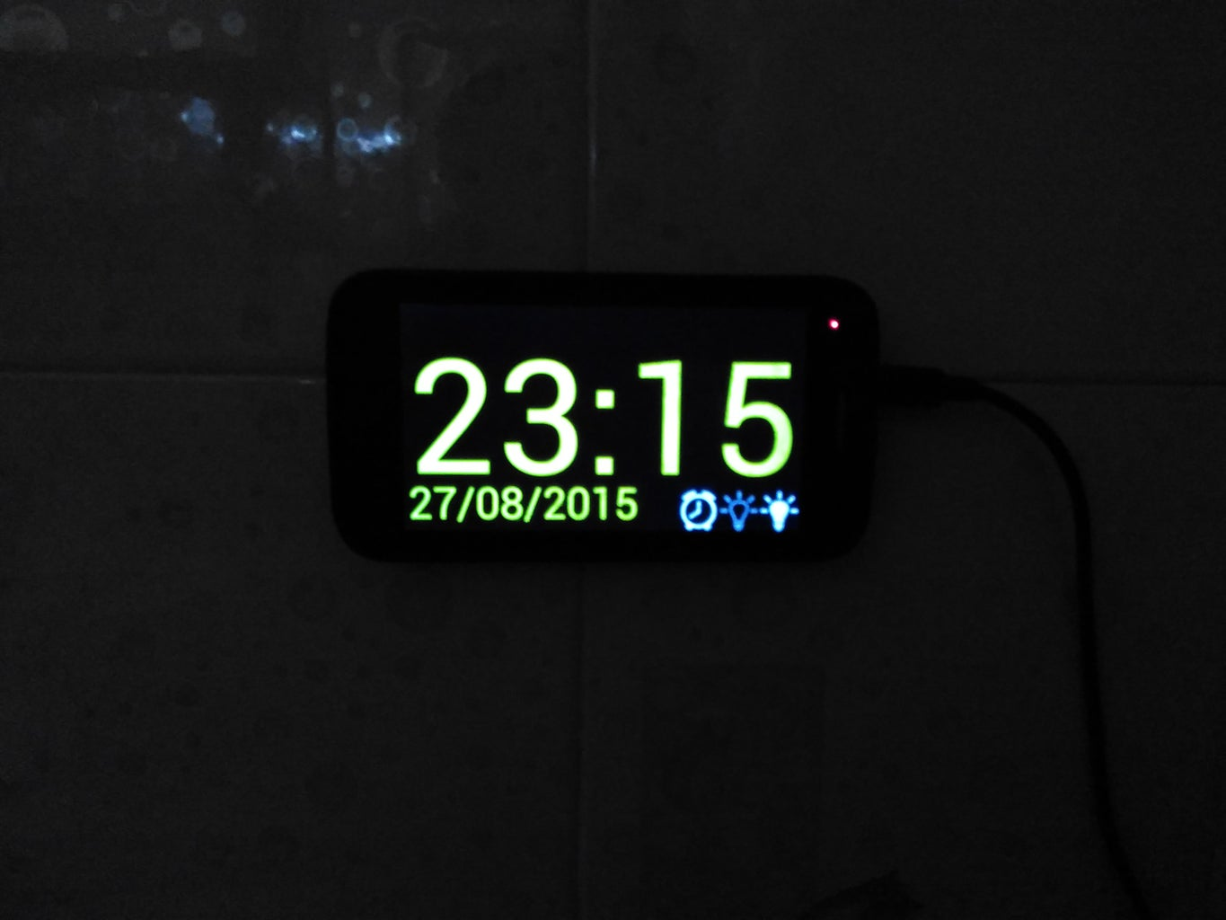 Installing Your Mobile Digital Wall Clock