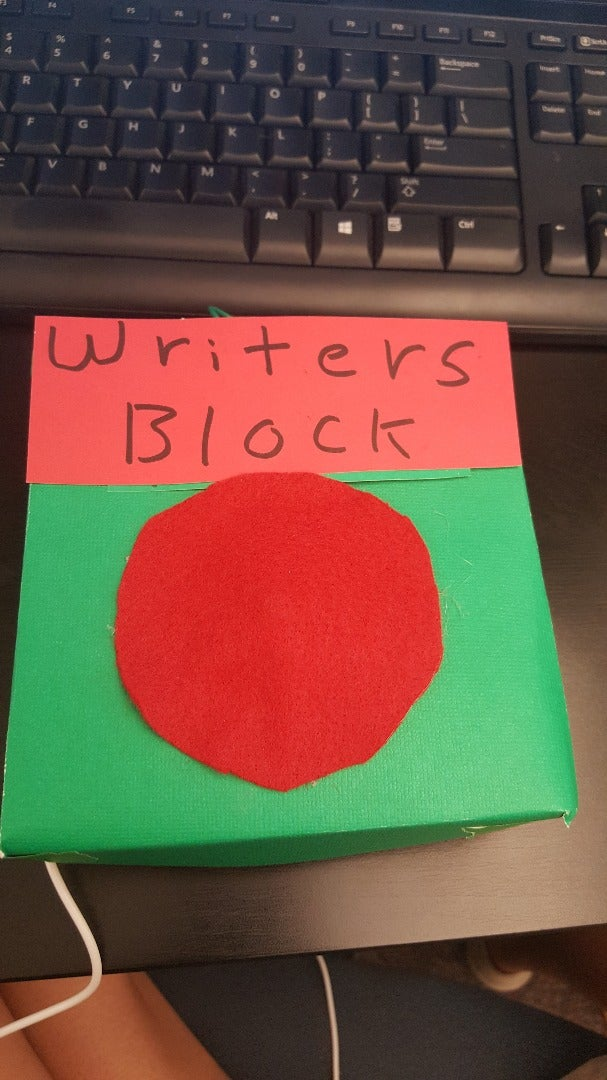 "Build a Helpful ""Writers Block"""