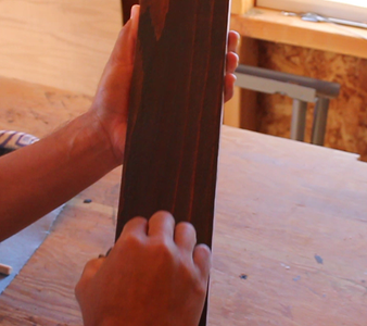 The Staining Process
