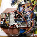 Robot Attiny2313  bluetooth controlled via smartphone (android) - not arduino!!!