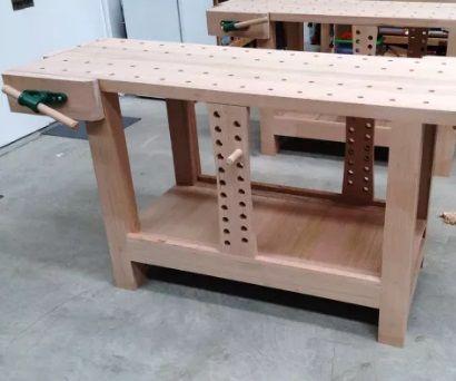 Make a Roubo-Style Workbench
