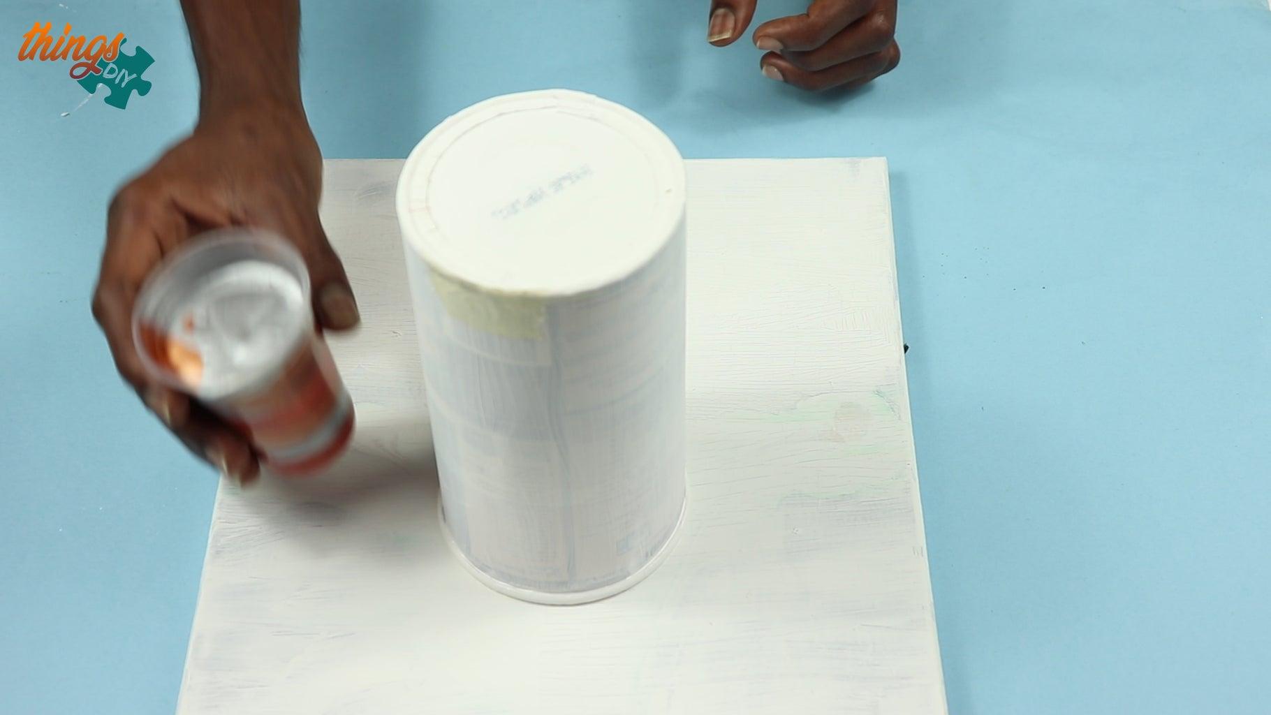 Pour Paint