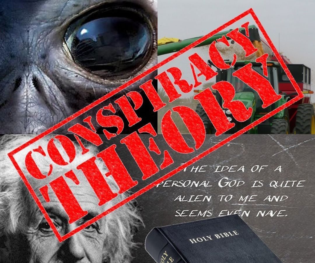 Avert The Biblical Apocalypse - A Conspiracy Theory