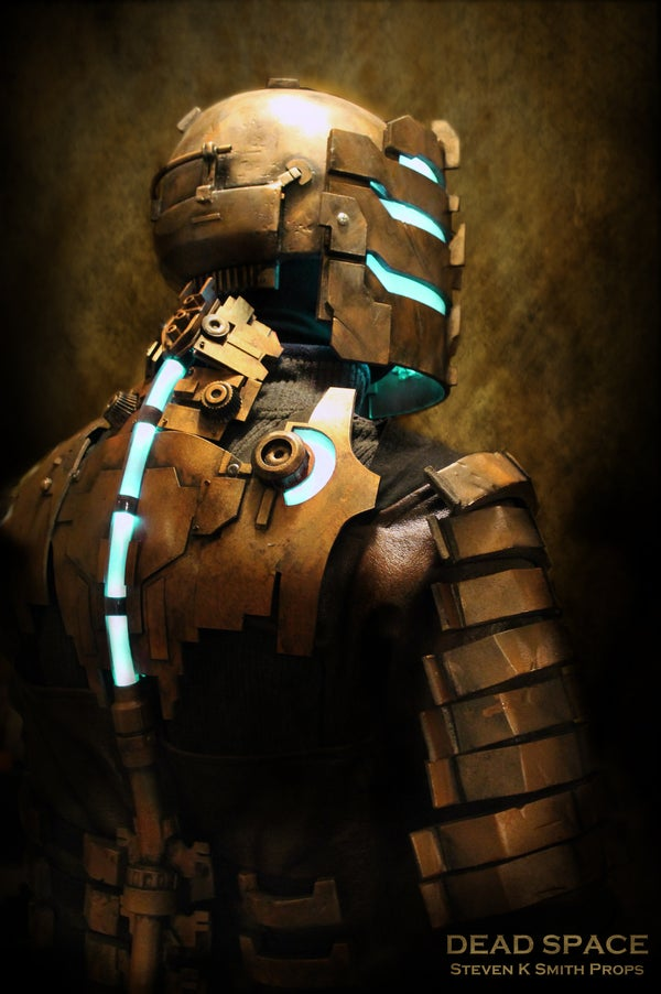 DEAD SPACE - Isaac Clarke Level 3 Suit Complete Cosplay Build