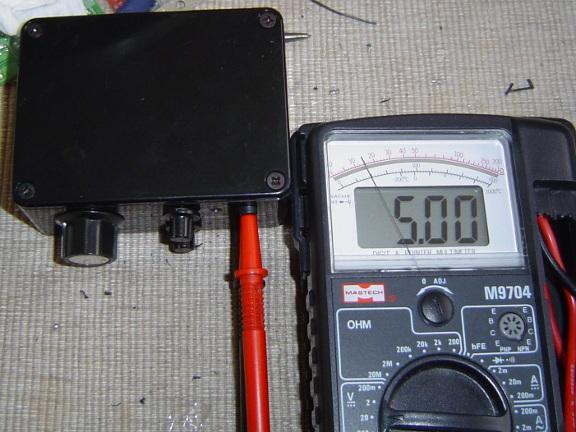 Precision multimeter calibration reference