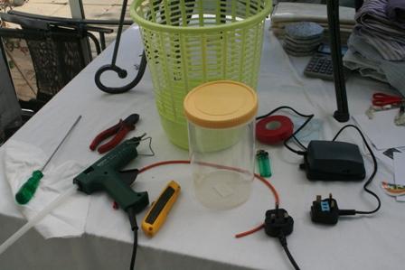 DIY PCB Bubble Etch Tank