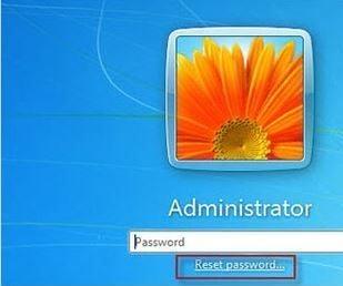 Resetting Forgotten Windows 7 Password