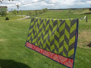 How I Created My First Quilt