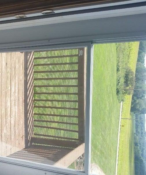 Replacing the Spring Damper on a Screen Door