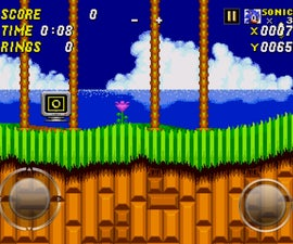 Sonic the Hedgehog 1&2 Debug Mode (IOS/Android)