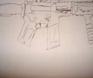 M4 W/sight