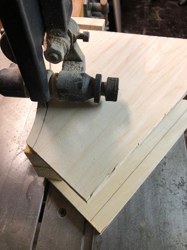 Attaching the Putting Lane to the Target Assembly