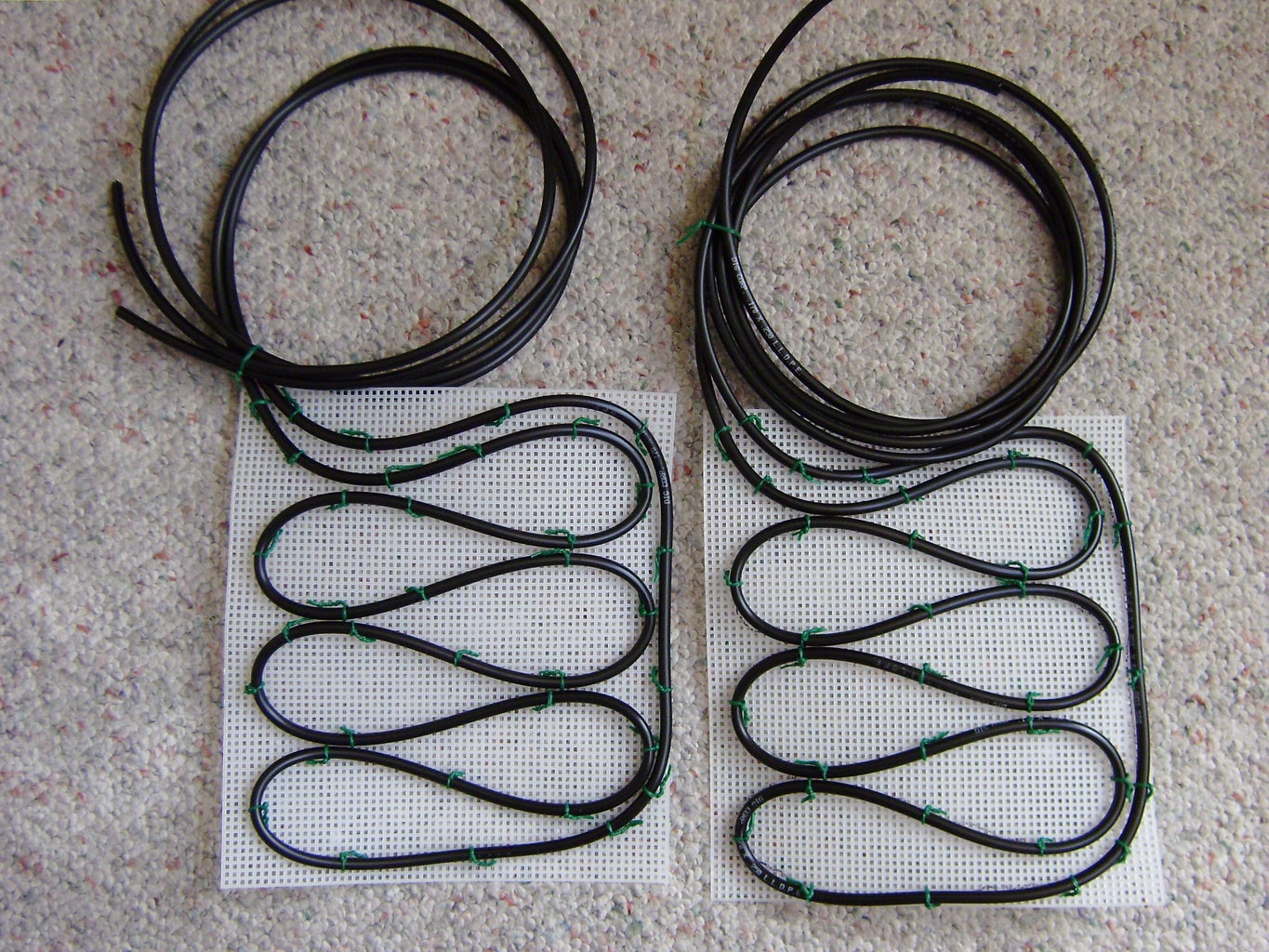 Creating the Cooling Coils