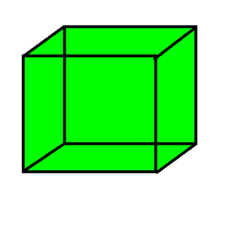 How to Make Coloured 3d Cube in Microsoft  Paint Paint and on Paper
