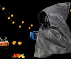 Candy Lover-- the Grim Reaper