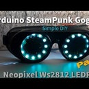 SteamPunk Goggles - Simple DIY Tutorial Part 2