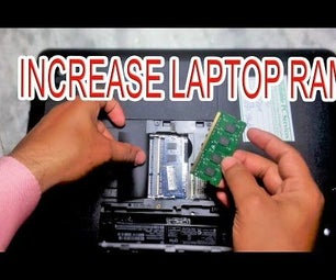 HOW TO UPGRADE LAPTOP RAM FROM 2GB TO 6 GB
