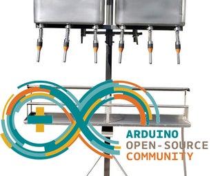 Arduino Bottlefiller