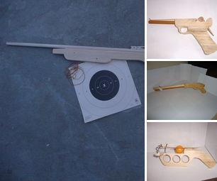 Rubberband Guns