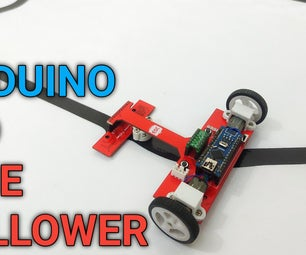 PID LINE FOLLOWER ROBOT USING ARDUINO NANO