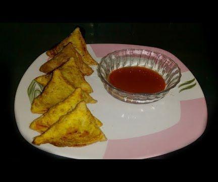 Samosa | Aloo Samosa | Indian Fast Food