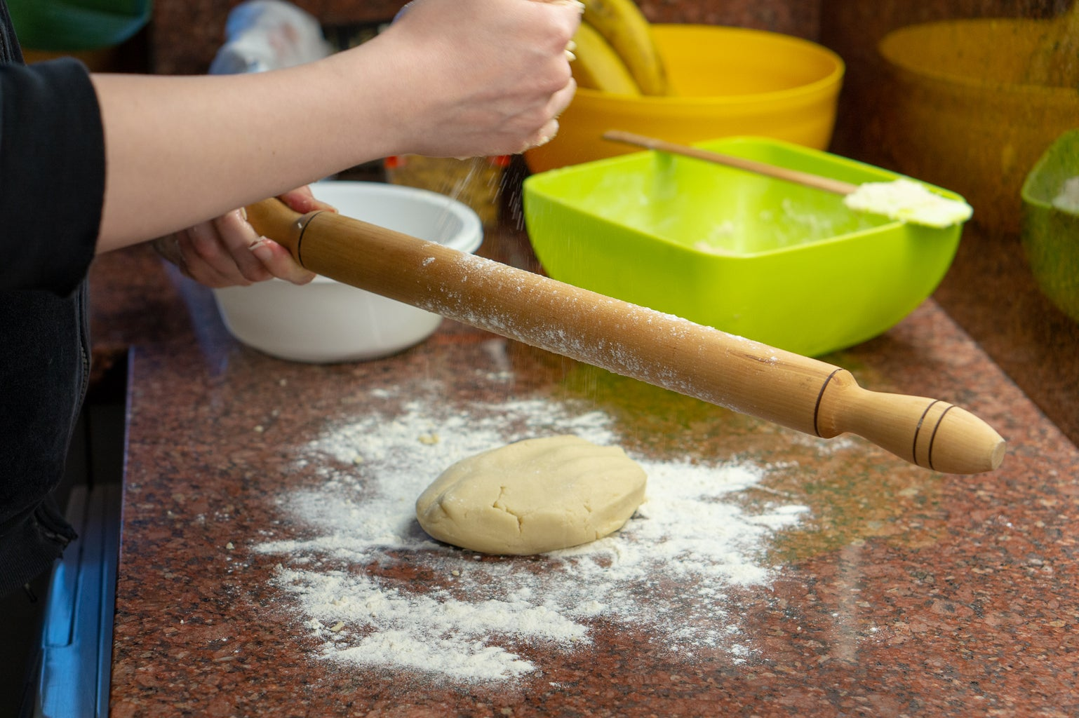 Roll Out Your Dough
