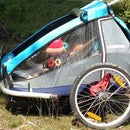Aftermarket Suspension for the Croozer Bicycle Trailer