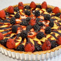 Delicious Fruit Tart