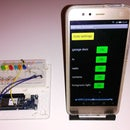 Smart Home With Arduino MKR1000 and M.I.T. Android App