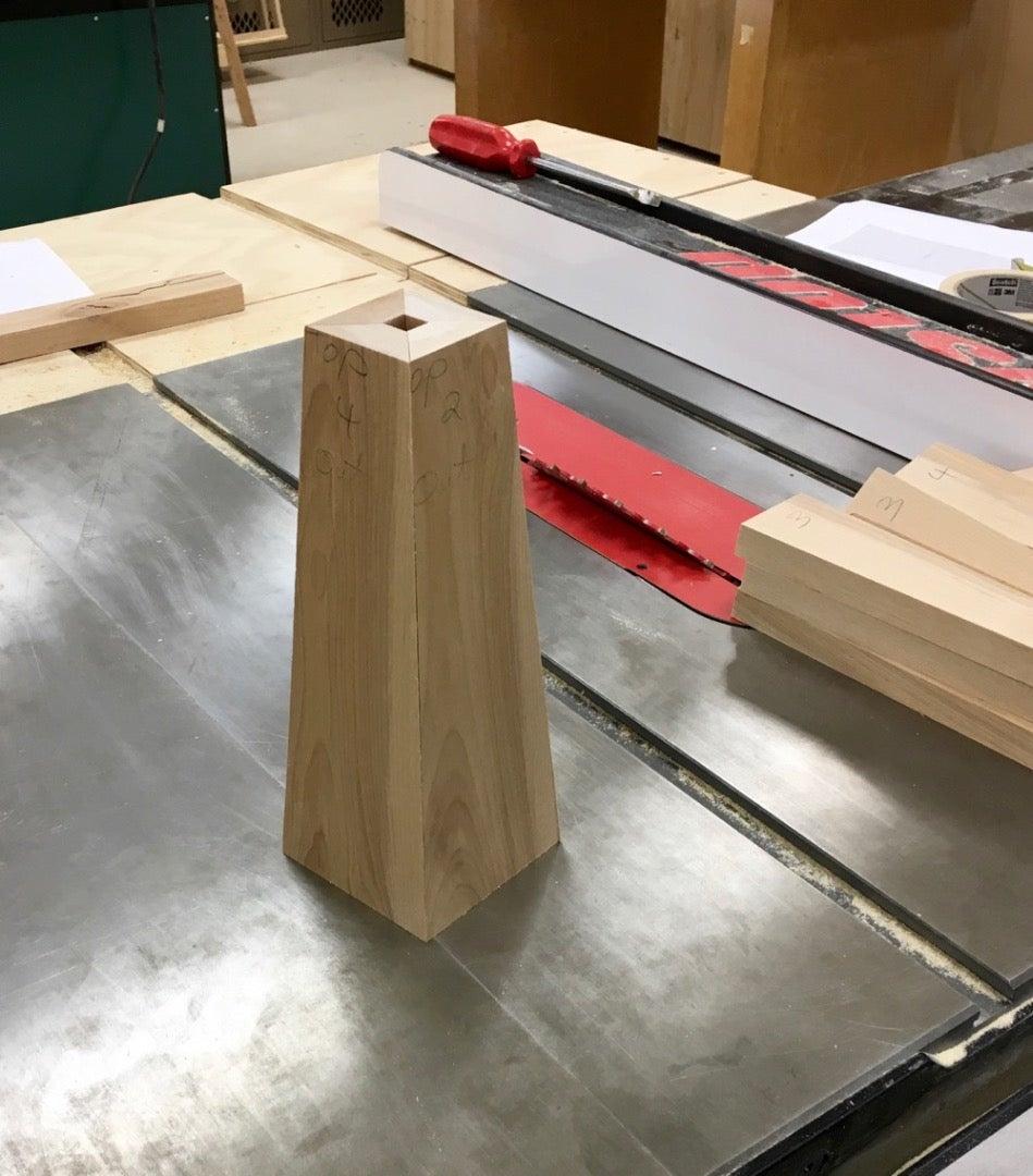 Assemble, Glue, and Finish