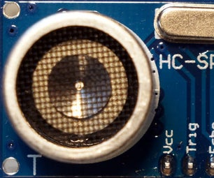 Circuit Playground Express and Ultrasonic Distance Measurement in Makecode