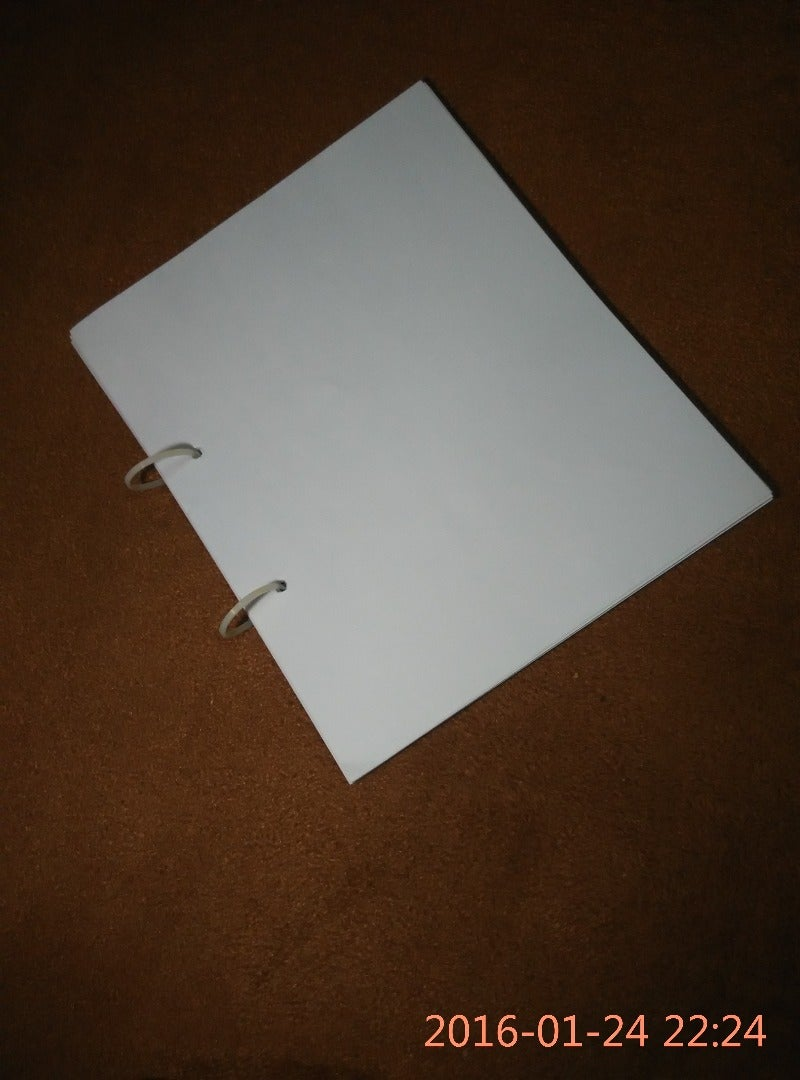 "HACK #9 ""Book Binder"""
