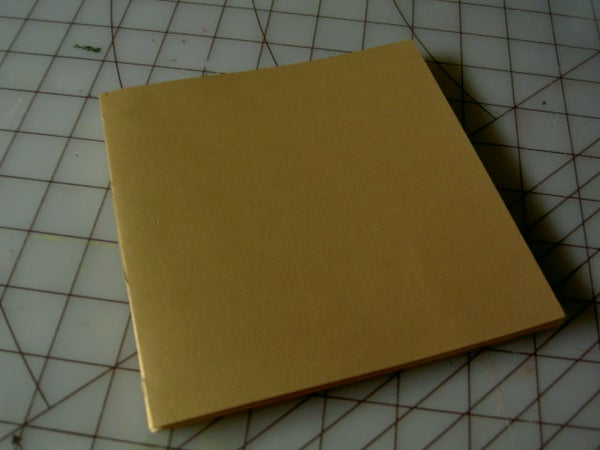 Make a Small Hand-bound Journal