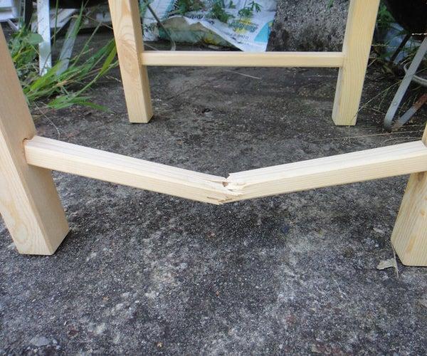 Repair a Broken Chair Rung