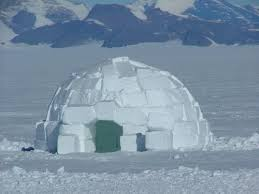Winter Snow Shelters