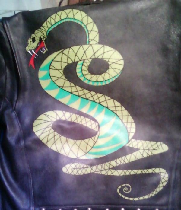 Tunnel Snake Jacket