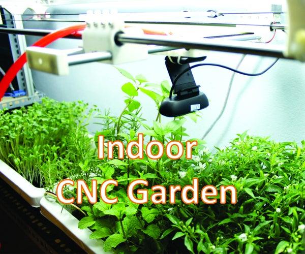 Indoor CNC Garden