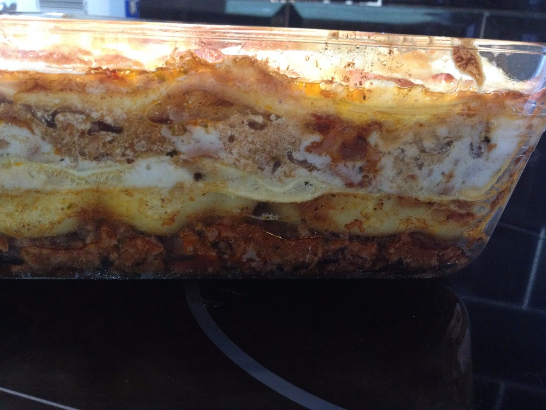 Family Size Lasagne