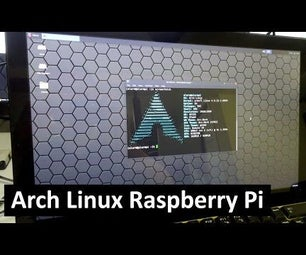 Arch Linux on Raspberry Pi