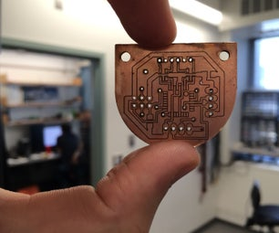 Double-sided PCBs With a Laser Cutter