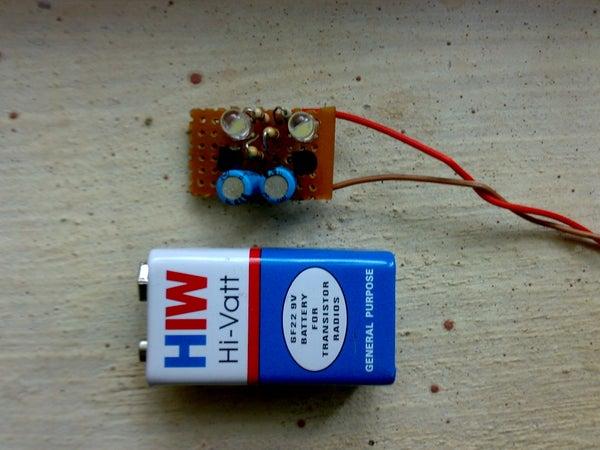 Flip Flop LED Circuit