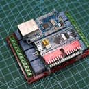 MQTT-driven IP-relay Module, on Which the Variable Part of the MQTT Broker' IP Address Is Set by Mechanical Switches
