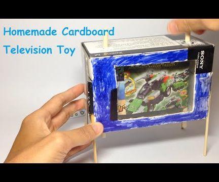 Cardboard Television