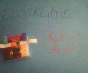 LEGO Kubic: Kubic's Airship