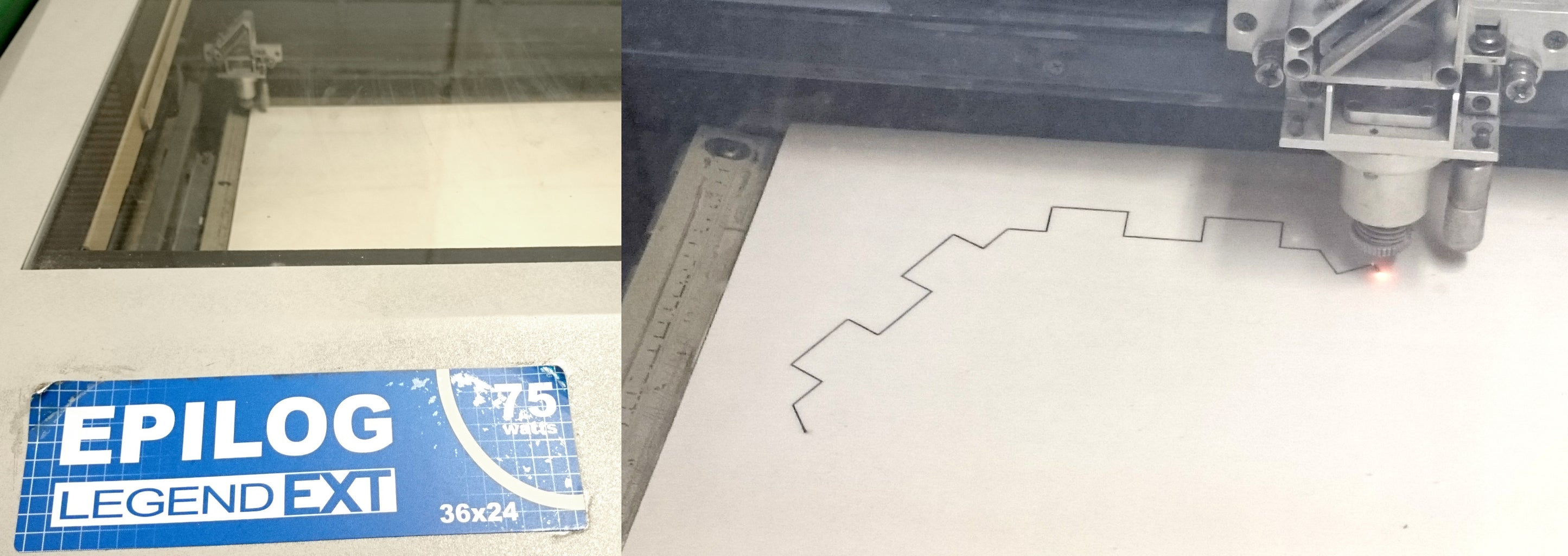 Using the Laser Cutter