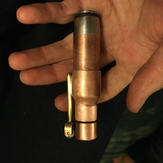 Trench Lighter V2