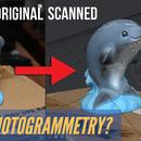 3D Scan Using Photogrammetry